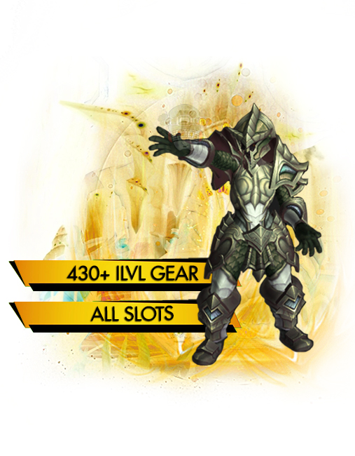 The eternal Palace Heroic Full Gear Boost Carry