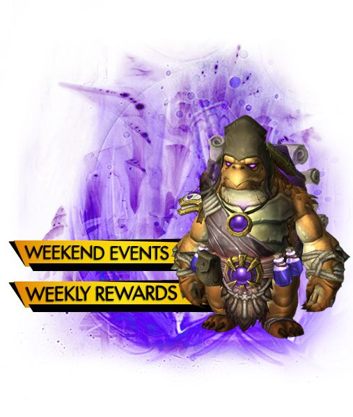 Weekly Quest Boost