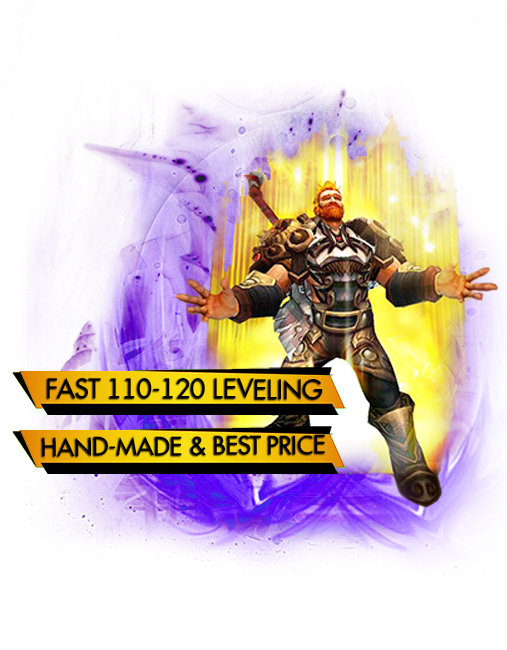 110-120 Leveling boost