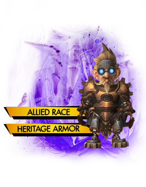 Mechagnomes (Allied Race)