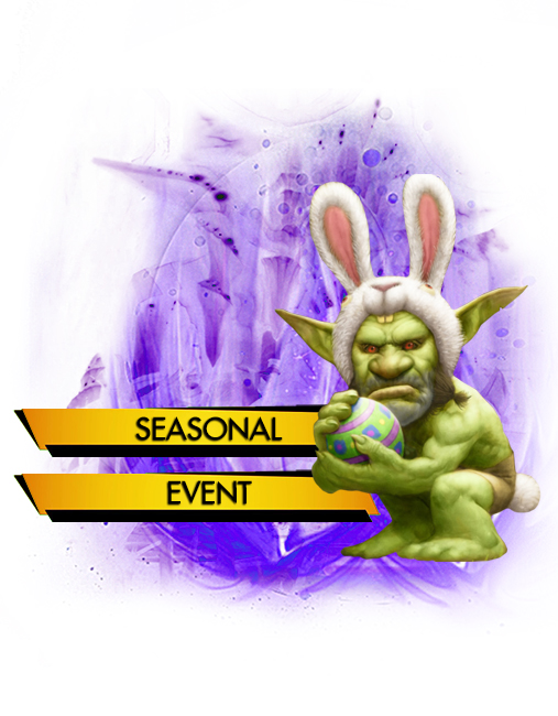 Noblegarden,Achievements, Seasonal Event carry