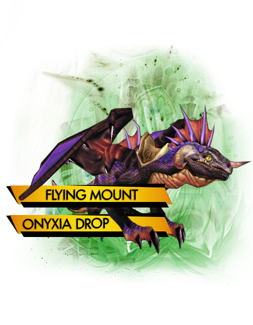 Onyxian Drake carry boost