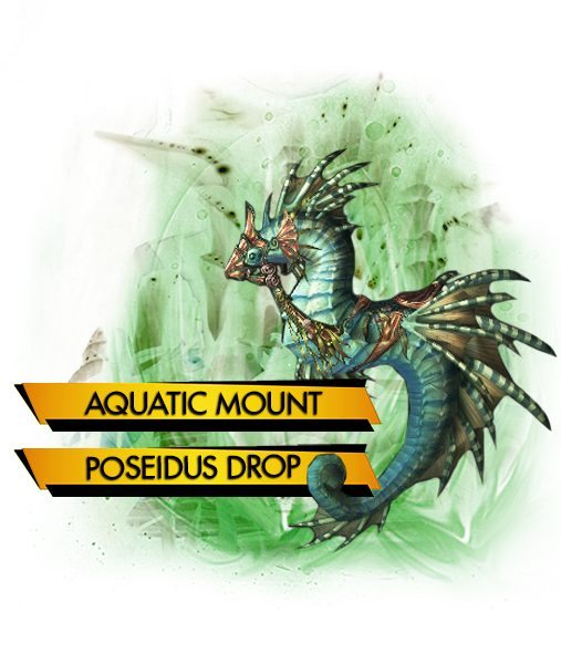 Reins of Poseidus carry boost