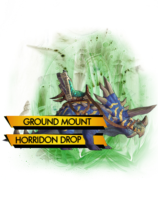 Spawn of Horridon carry boost