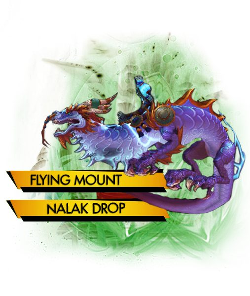Thundering Cobalt Cloud Serpent carry boost