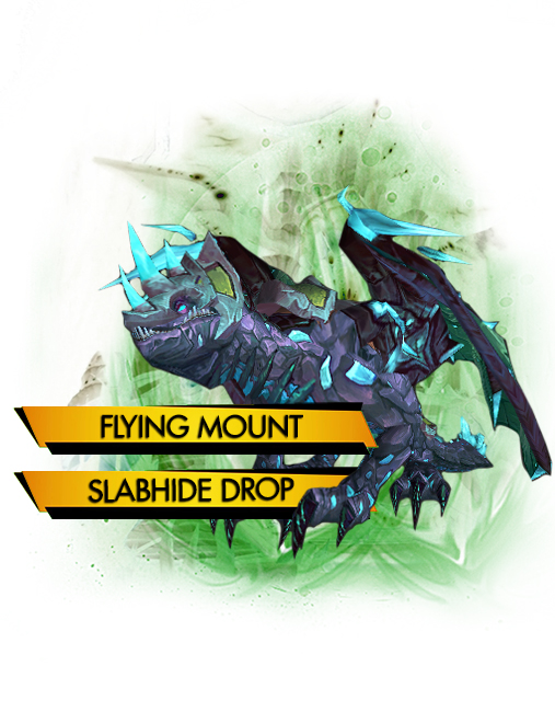 Vitreous Stone Drake carry boost