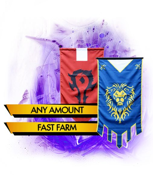 Warfront Service Medal farm carry