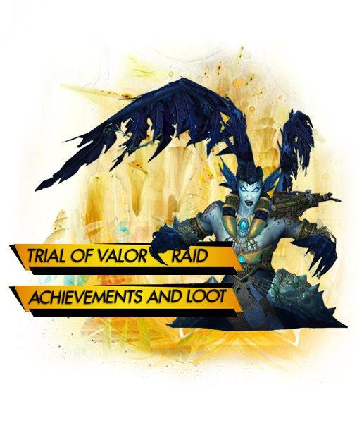 Trial of Valor carry
