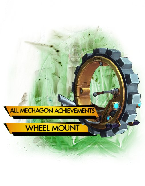Mechacycle model w carry boost