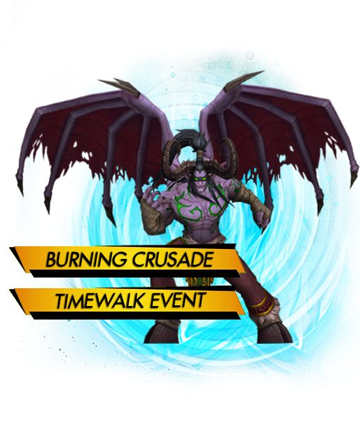 Black Temple Timewalking carry