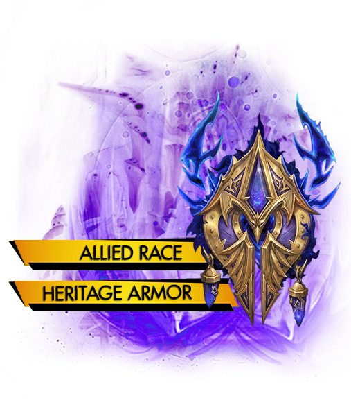 Void Elves carry