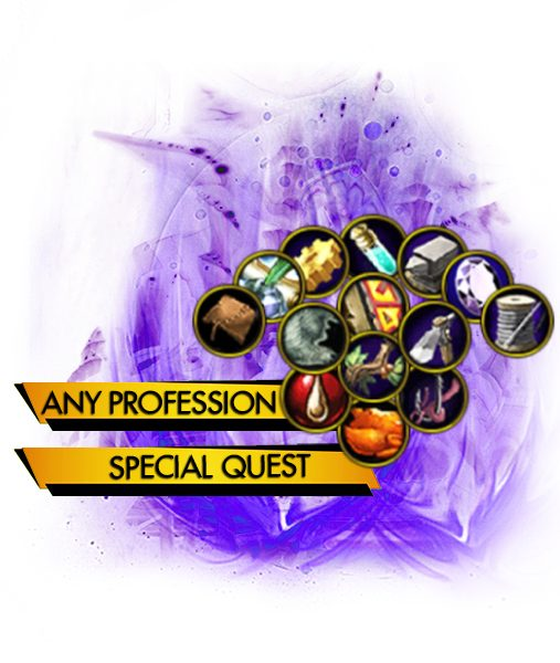 Professions Quest carry