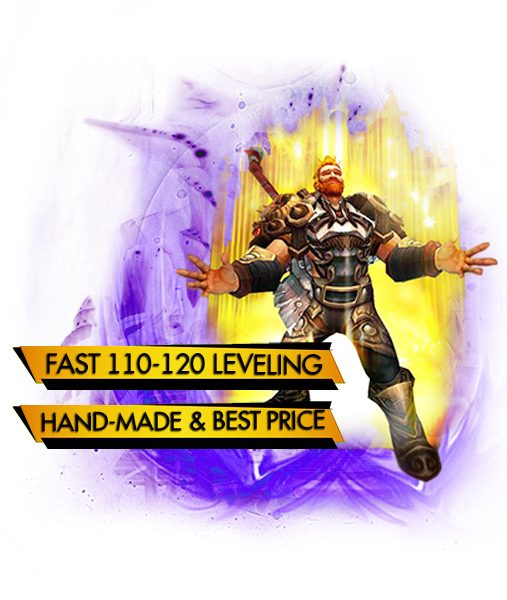 110-120 Leveling carry