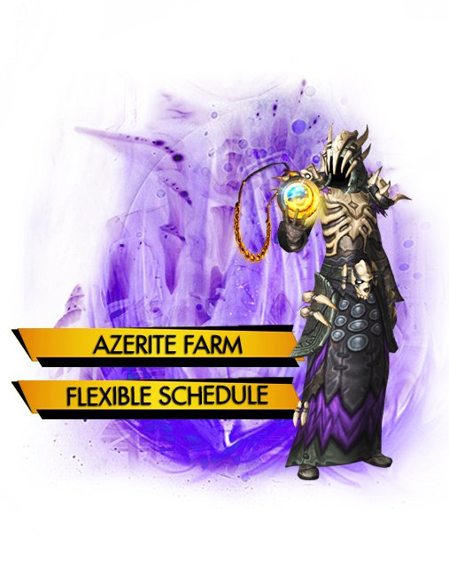 Heart of Azeroth Leveling carry