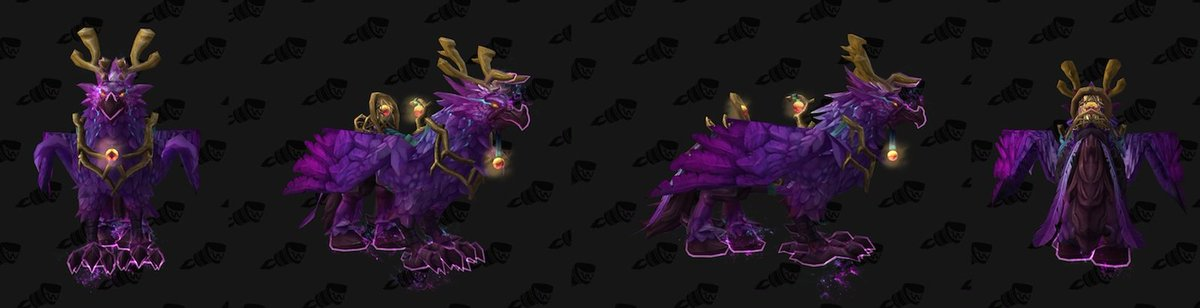 Mounts overview